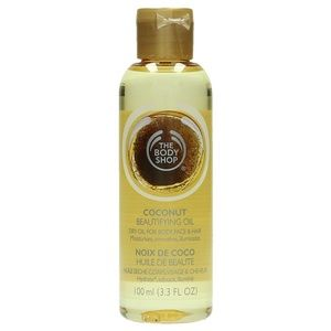 The Body Shop Cocoa Butter Beautifying Oil